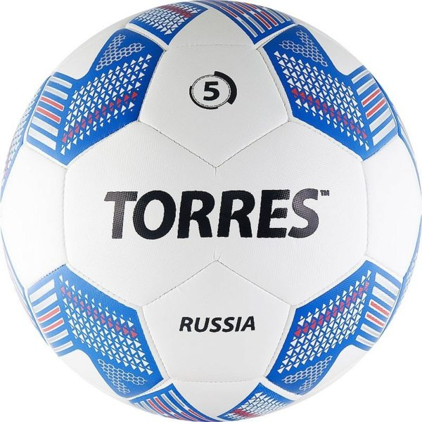 Мяч футбольный Torres Russia р.5