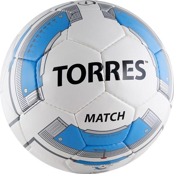 Мяч футбольный Torres Match р.5