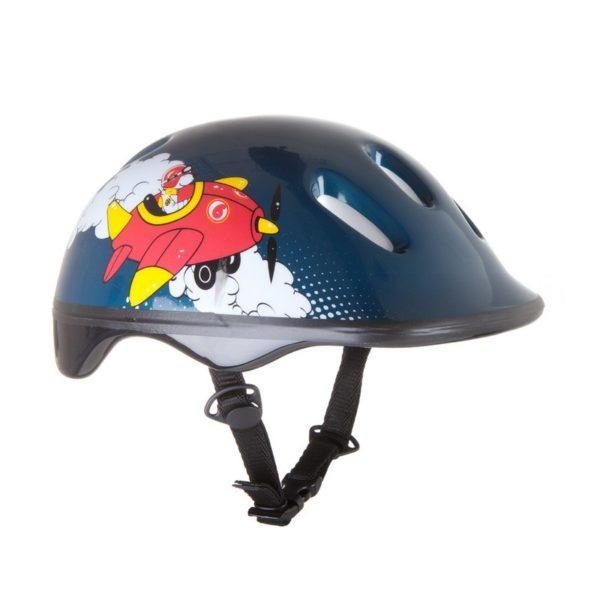 Alpha Caprice PW116 Blue Набор роликов с защитой и шлемом