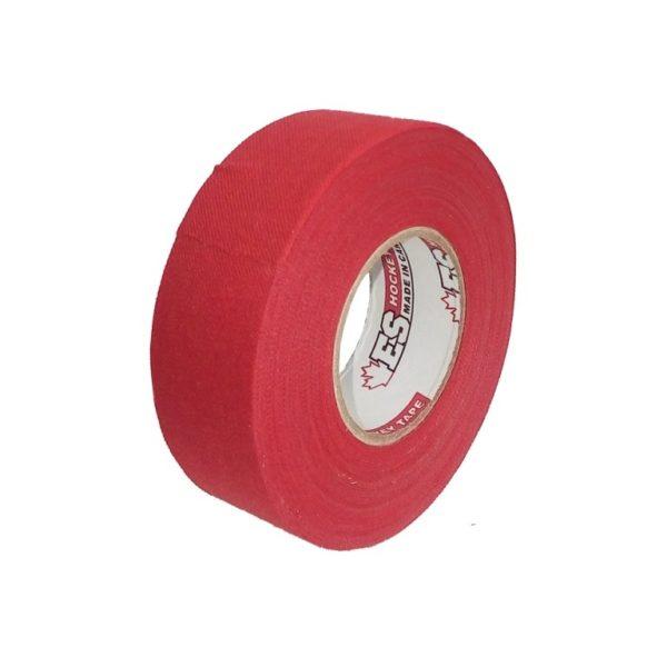 EFSI Лента хоккейная 18м красная