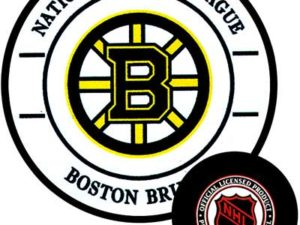 Gufex Хоккейная шайба Boston Bruins