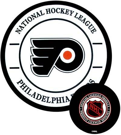 Gufex Хоккейная шайба Philadelphia flyers