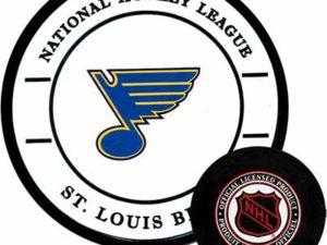 Gufex Хоккейная шайба St. Louis blues