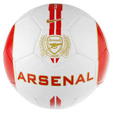 Мяч футбольный Nike Arsenal р.5