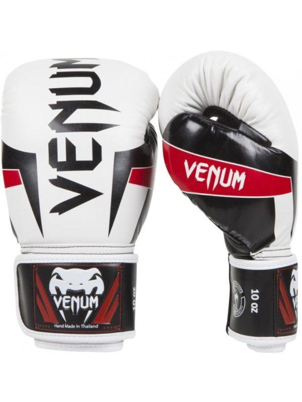 VENUM Elite Боксерские перчатки