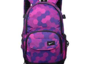 Рюкзак Nike фиолетовый с розовым