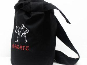 Россия сумка-мешок с поясом Karate
