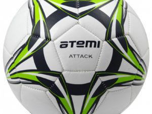 Atemi ATTACK Мяч футбольный р.5