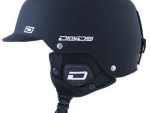 DirtyDog Krunk Шлем горнолыжный Черный