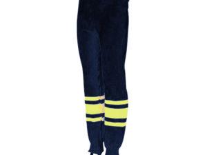 Sepeko Рейтузы хоккейные синий/желтый