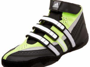 Adidas Extero Борцовки с липучкой Зеленый
