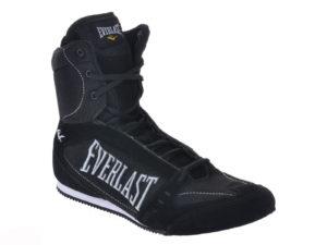 Everlast Боксерки высокие черные