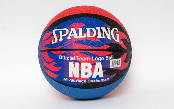 Баскетбольный мяч Spalding NBA Philadelphia 76ers