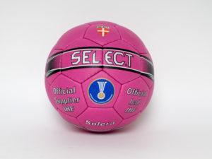 Мяч гандбольный Select Solera IHF р.2