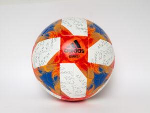 Мяч футбольный Adidas Conext 19 р.5