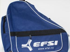 EFSI Сумка для роликовых и ледовых коньков Синий