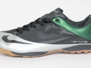 Nike Mercurial Сороконожки Черный/серый