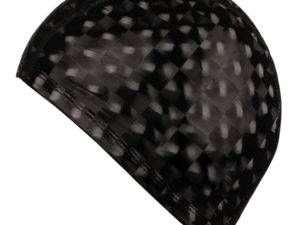 Langzhisha 3D Шапочка для плавания Черный