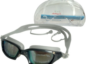 Langzhisha F18480 Очки для плавания с берушами