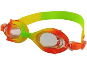 Langzhisha Очки для плавания Красный/желтый/зеленый