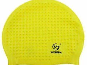 Yongba Шапочка для плавания Желтый