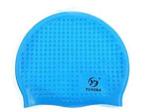 Yongba Шапочка для плавания Синий