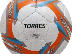 Мяч футбольный Torres Futsal Club р.4