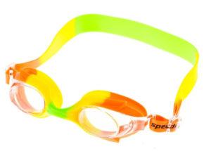 Speedo S4600 Очки для плавания Синий/желтый