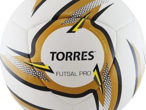 Мяч футбольный Torres Futsal Pro р.4