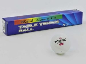 КНР BOSAITE Мяч для настольного тенниса