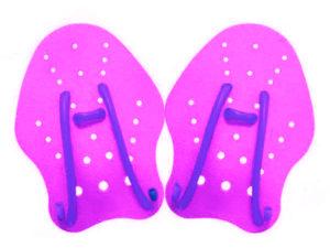 MAGNUM Лопатки для плавания Розовый