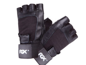 RGX PWG-92 Перчатки для фитнеса с напульсником