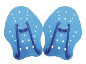 MAGNUM Лопатки для плавания Синий