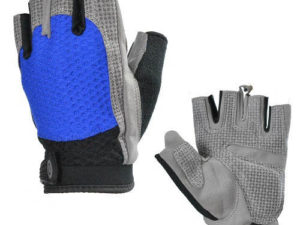 Xinluying Перчатки для фитнеса Синий