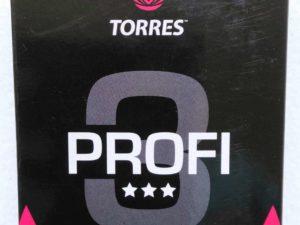 TORRES Training 3 star Мяч для настольного тенниса