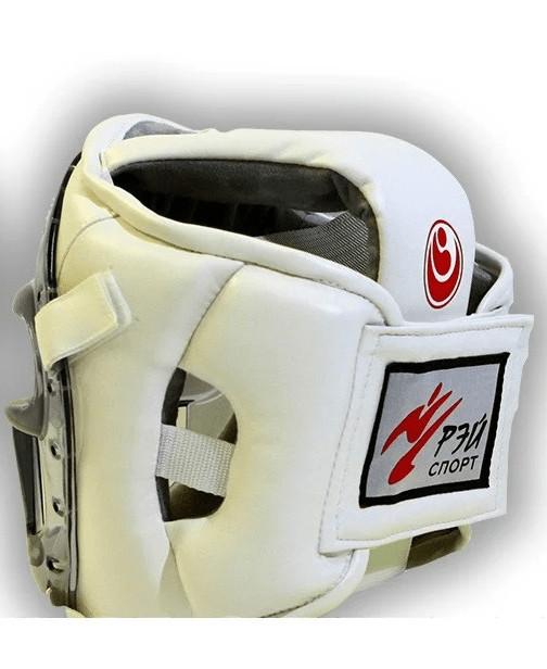 Рэй-Спорт КРИСТАЛЛ-11 Шлем с маской для Шинкекушин