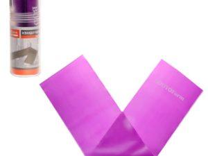 Body Form Латексная лента Фиолетовый