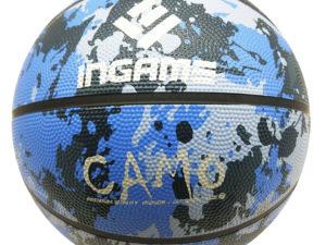 Мяч баскетбольный INGAME Camo синий р.7