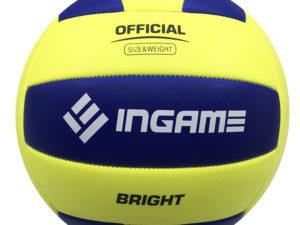 Мяч волейбольный INGAME Bright Желтый