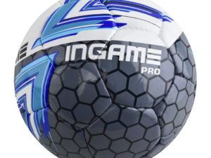 Мяч футбольный INGAME Pro синий №4