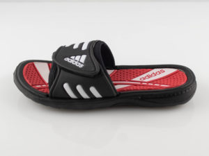 Adidas Colors Red Сланцы
