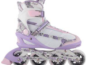 TechTeam Lady Fit Роликовые коньки Фиолетовые