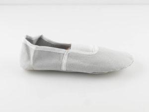 Чешки замшевые Белые