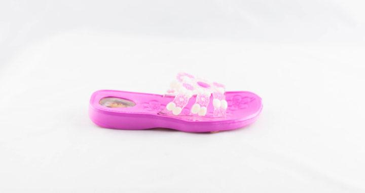 КНР Barbie pink Сланцы
