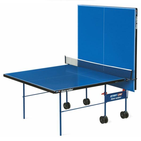 START LINE GAME OUTDOOR-2 теннисный стол с сеткой