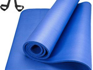 Hawk B32315 Коврик для йоги синий