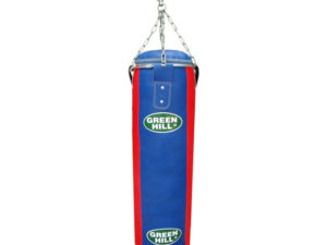 Green Hill PBR5045 Мешок боксерский Синий/красный 50кг