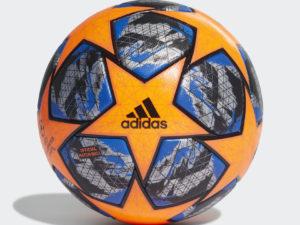 Мяч футбольный Adidas Finale 19 OMB Winter DY2561 р.5