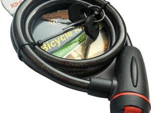 Hawk M05294 Велозамок спиральный водонепроницаемый