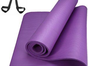 Hawk B32314 Коврик для йоги фиолетовый